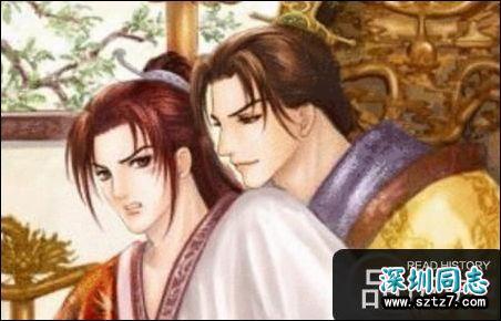 陈文帝是同性恋?历史上唯一的男皇后是谁?