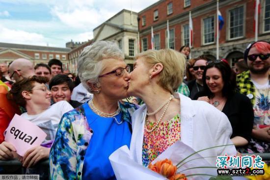 哥斯达黎加社会组织向法院施压 吁同性婚姻合法化