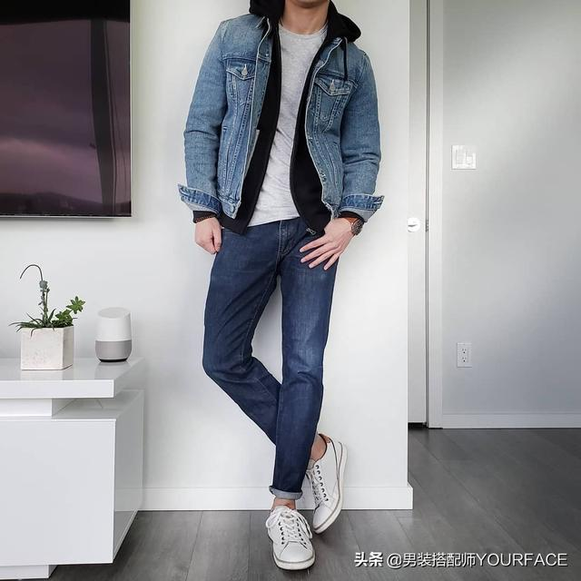 2019年轻熟风型男搭配指南,这样穿男人味十足,适合上班的你