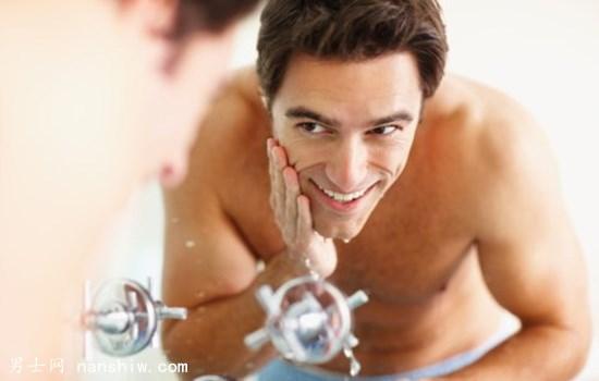 男士护肤正确步骤 6步让你拥有好肌肤