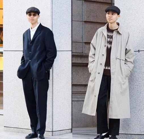 有温度的暖男日系穿搭,这样穿立马变身日系潮人