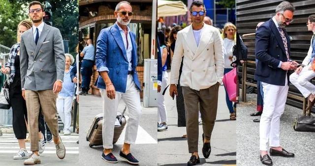 男人想穿西装又怕显得太老土?这样穿,造型绅士又显品位